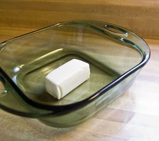 butter-in-dish