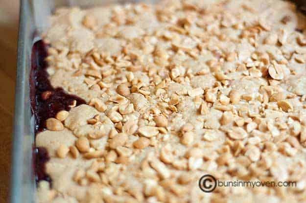 A close up of oats on a baking sheet