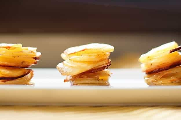 This mini pommes anna recipe is too legit to quit!