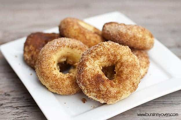 Baked Donut Recipe Without Yeast